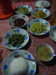 Best dinner in Myanmar so far!
