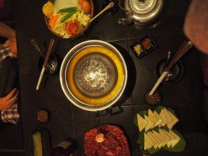 Lao Fondue / Barbecue