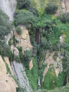 Descending to Sangalle
