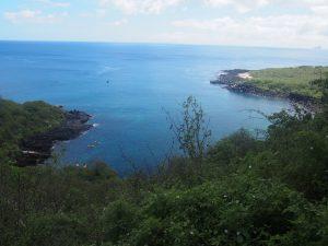 Tijeretas Bay