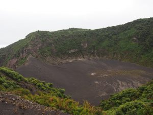Playa Hermosa, a volcanic terrace